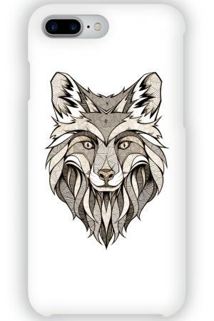 Чехол для iPhone 7 MITYA VESELKOV. Цвет: черный, бежевый, белый