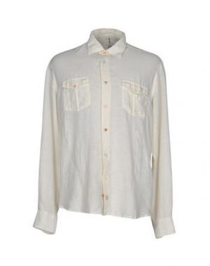 Pубашка PANAMA. Цвет: бежевый