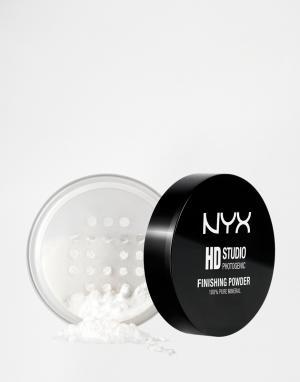 NYX Professional Makeup Пудра для завершения макияжа Make-Up. Цвет: очистить