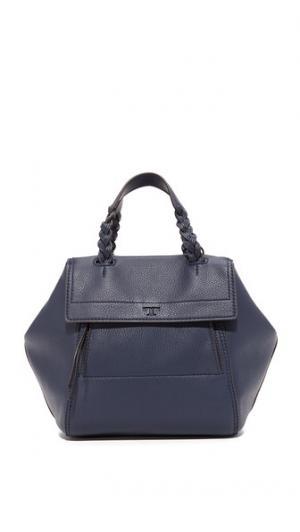 Маленькая сумка-портфель Half Moon Tory Burch