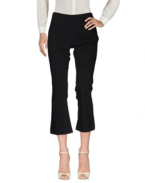 Повседневные брюки FASHION. Цвет: черный