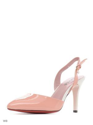 Босоножки EVITA. Цвет: розовый