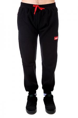Штаны прямые  F14 Classic Sp Black Skills. Цвет: черный