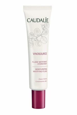 Матирующий флюид для лица Vinosource 40ml Caudalie. Цвет: multicolor