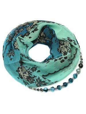Снуд FOXTROT. Цвет: морская волна
