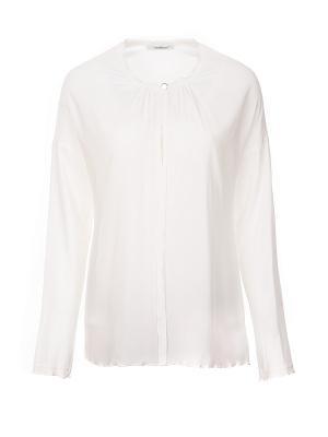 Блуза Cristina Effe. Цвет: белый