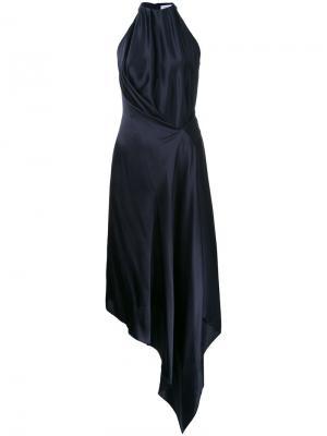 Платье Isabella Bianca Spender. Цвет: синий