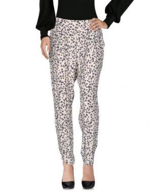 Повседневные брюки B.YU. Цвет: слоновая кость