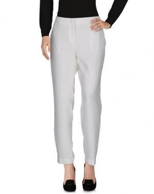 Повседневные брюки -A-. Цвет: белый