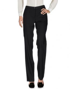 Повседневные брюки TAGLIATORE. Цвет: черный