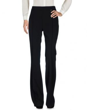 Повседневные брюки MANGANO. Цвет: черный