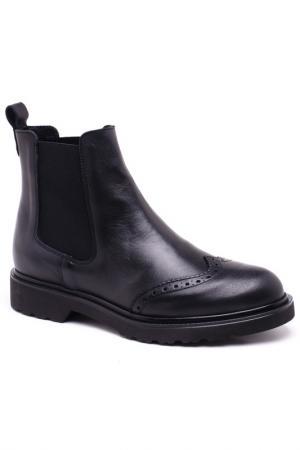 Booties Roobins. Цвет: black