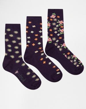 Lovestruck Комплект из 3 пар носков