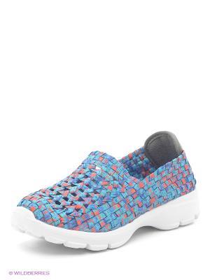 Ботинки Daze. Цвет: фиолетовый