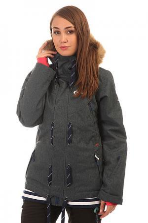 Куртка женская  Cooler 2 Jeans Picture Organic. Цвет: синий