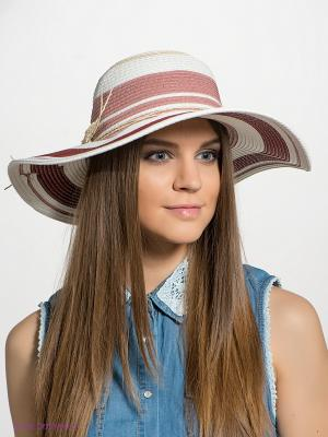 Шляпа Canoe. Цвет: белый, бордовый, бежевый