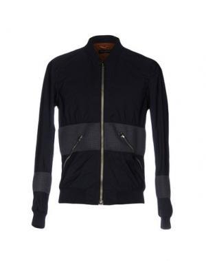 Куртка YES LONDON. Цвет: темно-синий