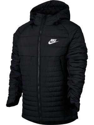 Куртка M NSW SYN FILL AV15 JKT HD Nike. Цвет: черный