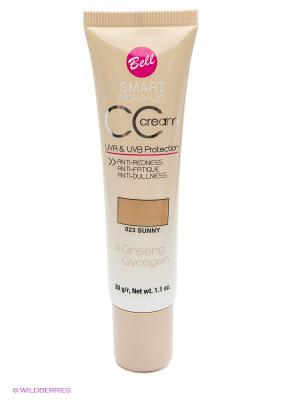 Комплексный флюид CC Cream, тон 23 Bell. Цвет: бежевый
