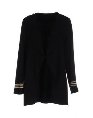 Легкое пальто DIXIE. Цвет: черный