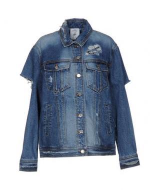 Джинсовая верхняя одежда STEVE J & YONI P. Цвет: синий