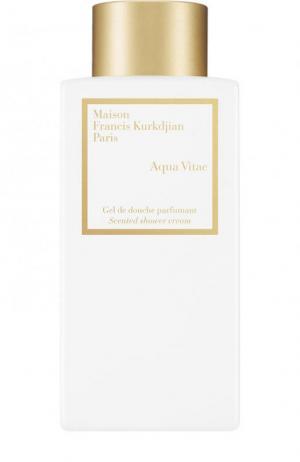 Крем для душа Aqua Vitae Maison Francis Kurkdjian. Цвет: бесцветный