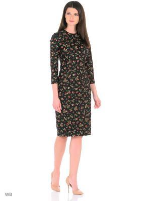 Платье футляр с длинными рукавами St.Radost