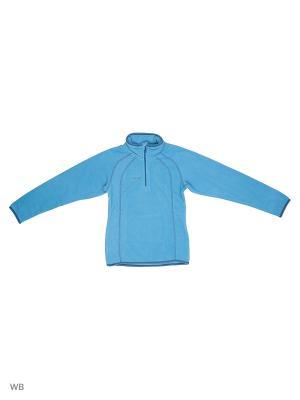 Джемпер Bergans. Цвет: бирюзовый, серо-голубой