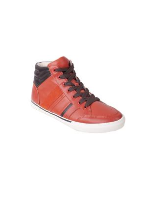 Ботинки Gulliver. Цвет: оранжевый