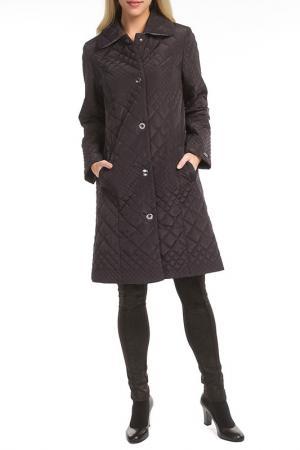Пальто TOK. Цвет: navy blue