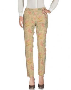 Повседневные брюки NORTH SAILS. Цвет: бежевый