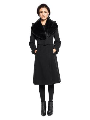 Пальто APART. Цвет: черный