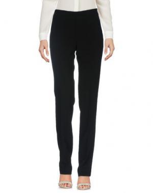 Повседневные брюки STRENESSE. Цвет: черный