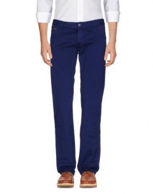 Повседневные брюки C'N'C' COSTUME NATIONAL. Цвет: синий
