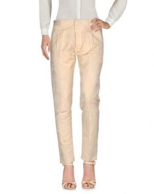 Повседневные брюки SOHO DE LUXE. Цвет: бежевый