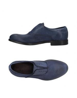 Обувь на шнурках PAWELK'S. Цвет: грифельно-синий