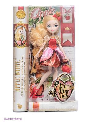 Кукла Роял базовая Ever after High. Цвет: красный