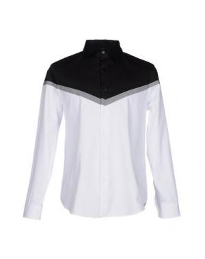 Pубашка GENERAL IDEA. Цвет: белый