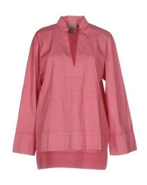 Блузка JIJIL. Цвет: розовый