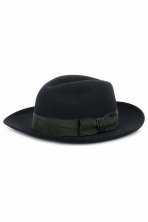 Шляпа Paul Smith. Цвет: черный