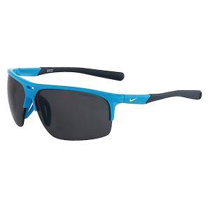 Очки  Run X2 S Blue Lagoon/Dark Magnet Grey Lens Nike Optics. Цвет: голубой