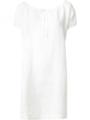 Платье New Nimes Dosa. Цвет: белый