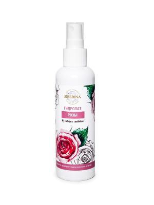 Гидролат розы Siberina. Цвет: прозрачный