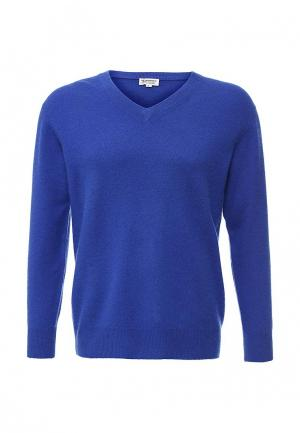 Пуловер Zaroo Cashmere. Цвет: синий