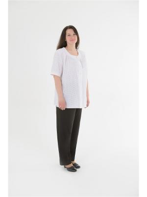 Блузка женская БаяНа. Цвет: белый