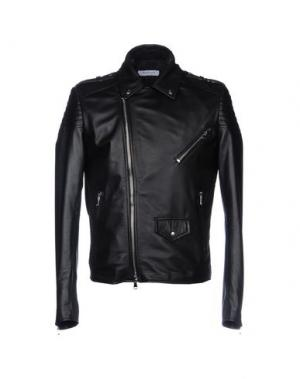 Куртка ALBERTO MORETTI. Цвет: черный