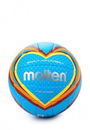Мяч волейбольный Molten. Цвет: разноцветный