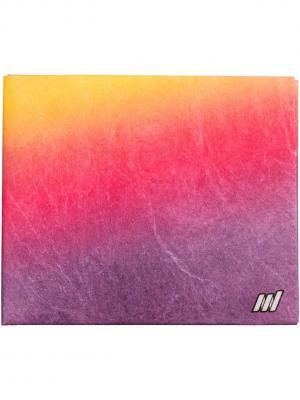 New Gradient wallet. Цвет: фиолетовый