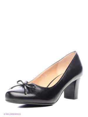 Туфли Covani. Цвет: черный