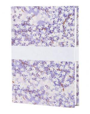 Записная книжка ESMIE. Цвет: розовато-лиловый